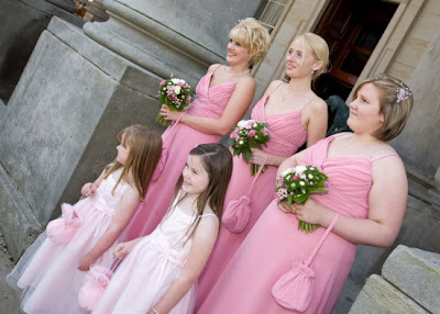 Wynyard Hall Bridesmaids