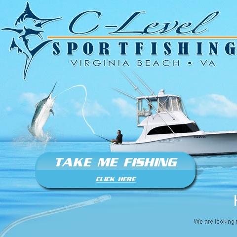 C level sportfishing go hampton roads for Fishing charters hampton va