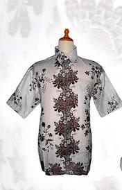 baju-batik-pria-motif-bunga