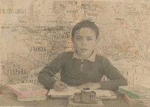 José Mauri Chacón Año 1950