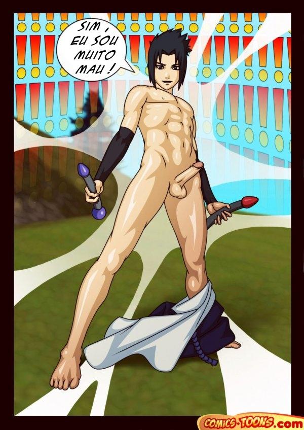 секс гей комикс наруто и саске