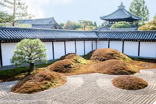 Tofukuji temple, Kyoto, Japan