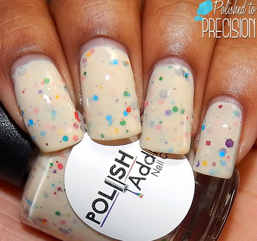 Polish Addict Nail Color Jelly Belly Remix
