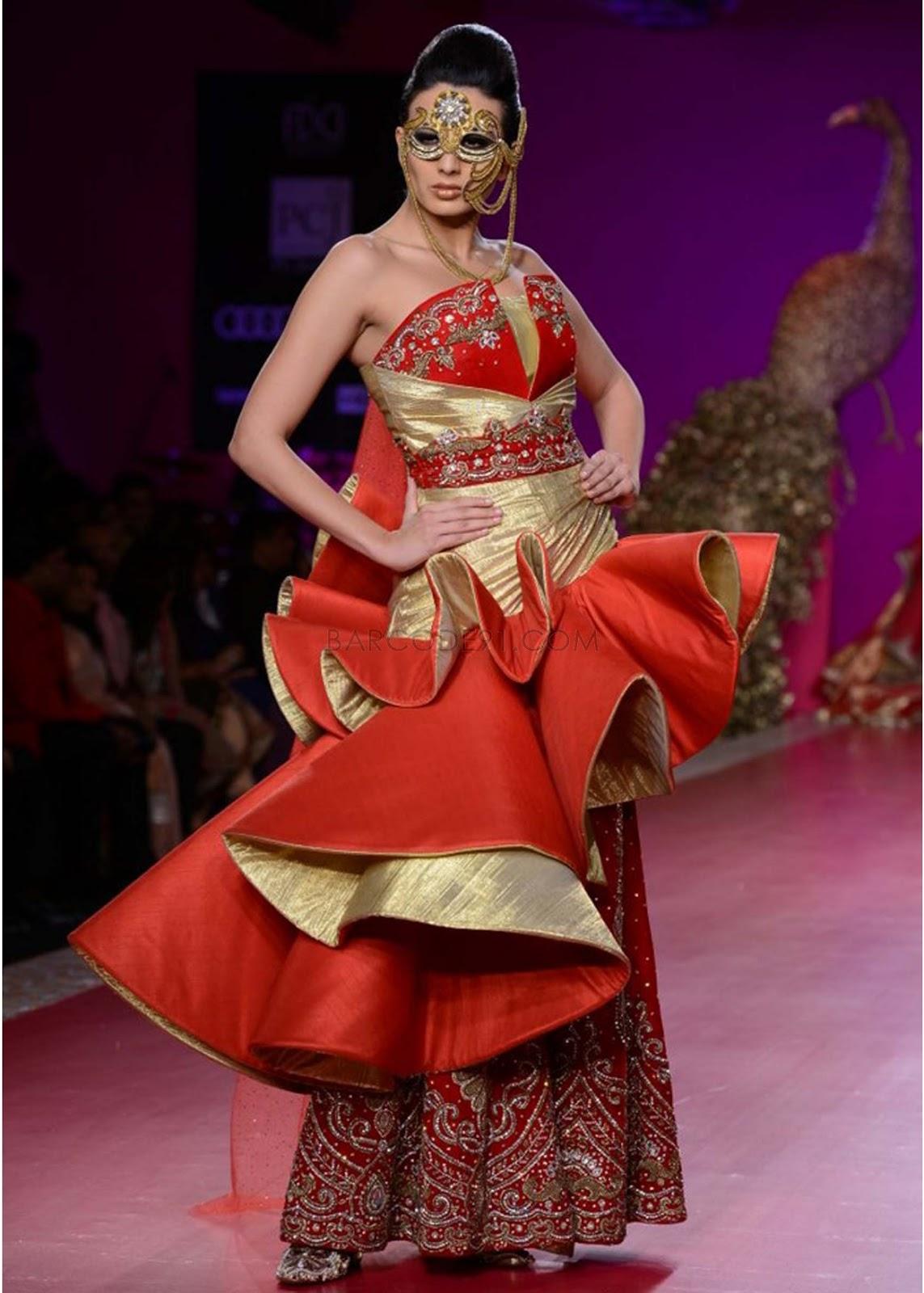 Ritu Beri Collection at PCJ Delhi - 210.9KB