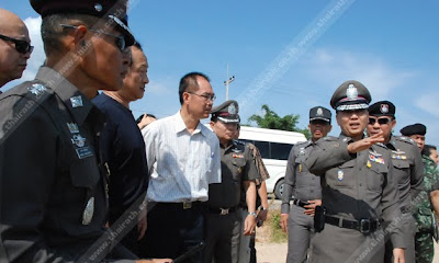 >Thai soldiers surrender over killing of 13 Chinese sailors