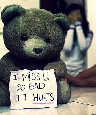Love hurts so bad