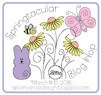 Come Join Us for the Springtacular Blog Hop