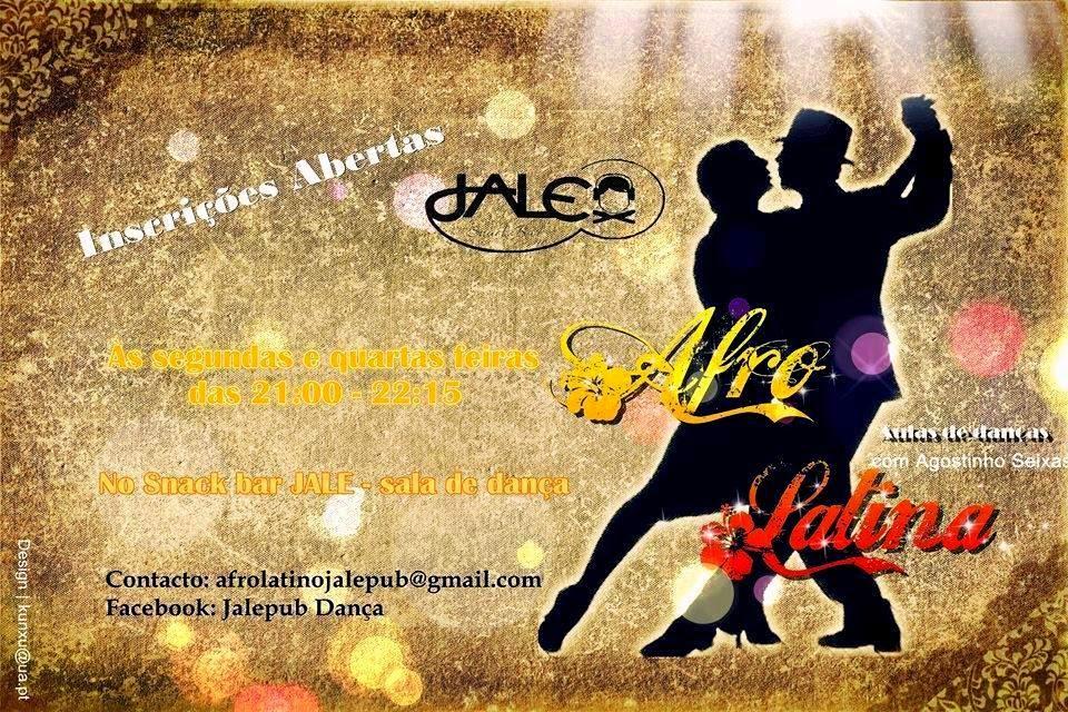 Inscrições para Aulas de Danças Afro-Latinas