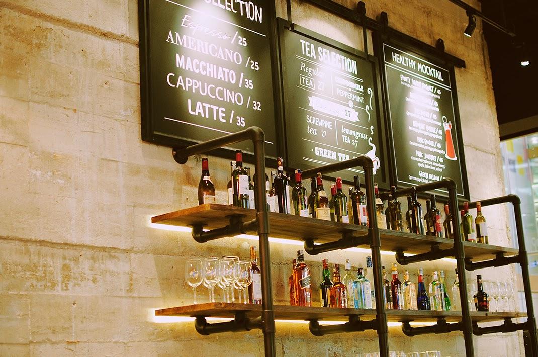 Otterhound Jakarta Menu Most menus served in