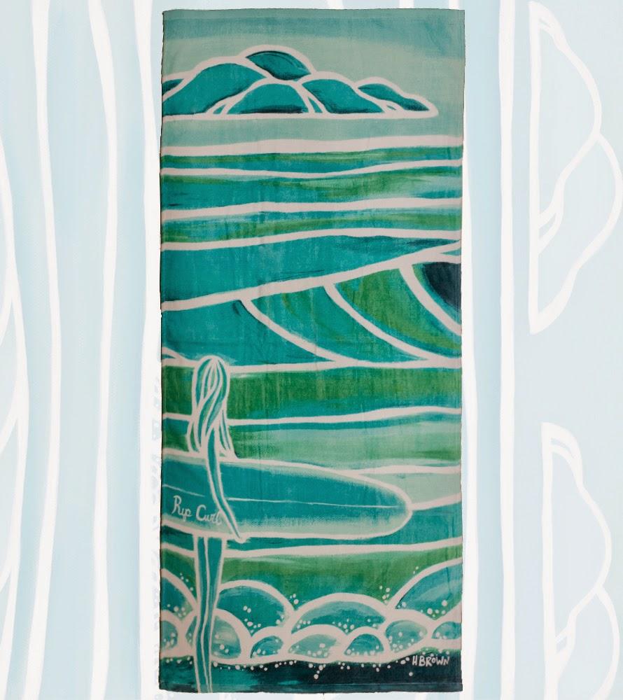 iconic surf art