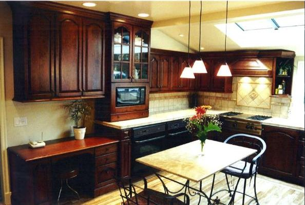 Dark Kitchen Cabinets Pictures ~ Kitchen Design  Best Kitchen Design