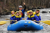 Family Fun rafting trip