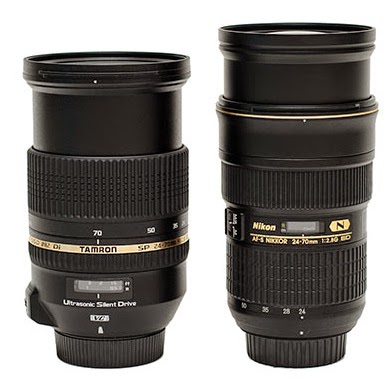 comparison 24 70mm nikon vs tamron lenses for night. Black Bedroom Furniture Sets. Home Design Ideas