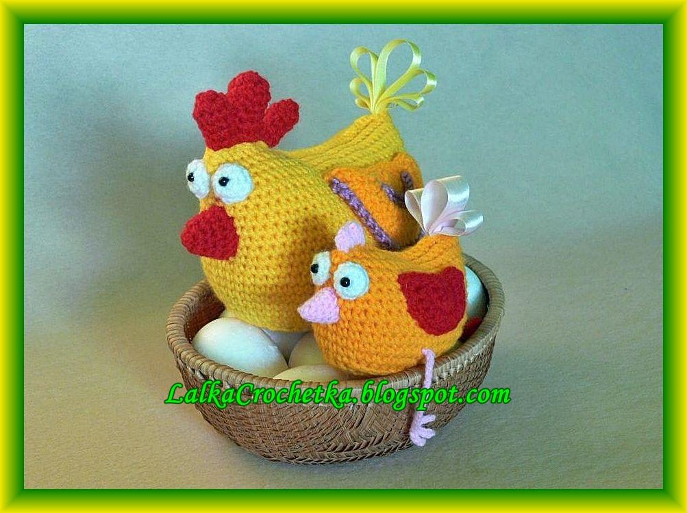 http://lalkacrochetka.blogspot.com/2014/04/szydekowa-wielkanoc-crochet-easter.html