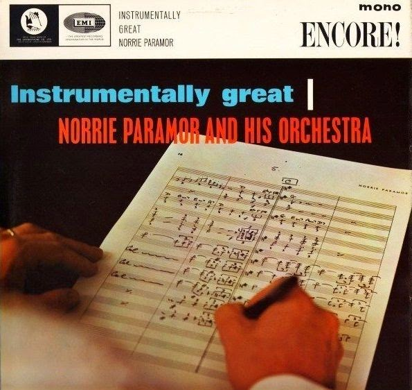 Norrie Paramor And His Orchestra - The Luxembourg Polka / Wedding Day