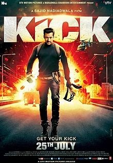 Kick (2014) Hindi Movie Watch Online