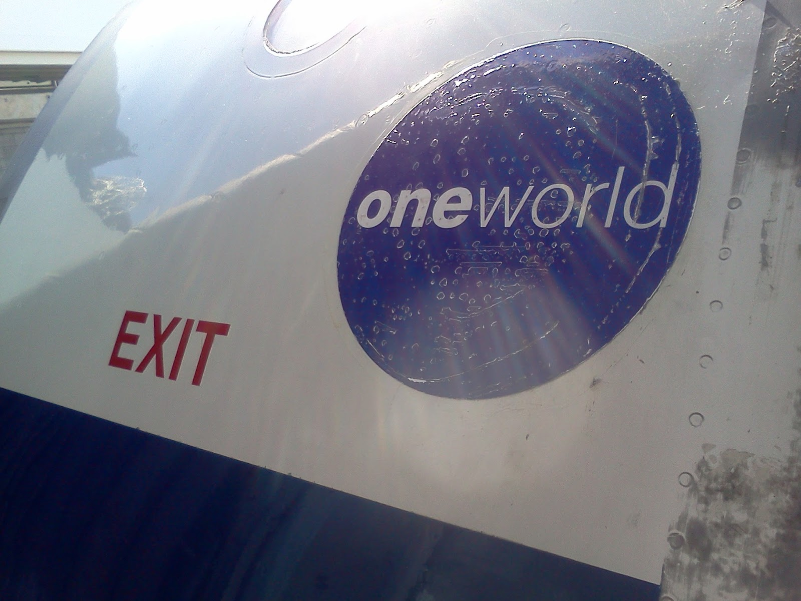 American Eagle A Member of the OneWorld Alliance