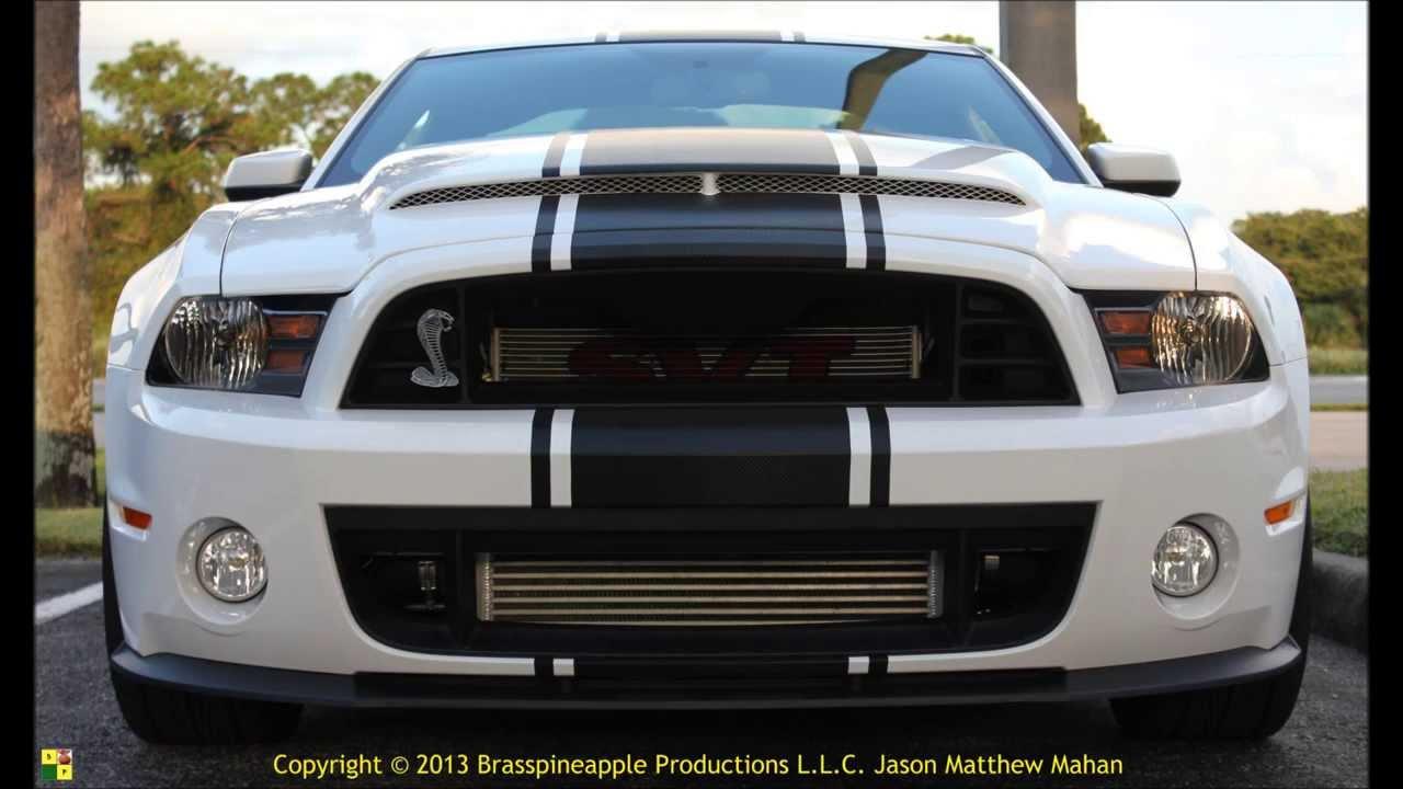 2011 Mustang SVT
