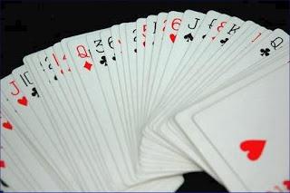 Mazo de 52 cartas extendido
