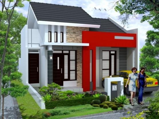 Gambar Rumah Sederhana Model Baru