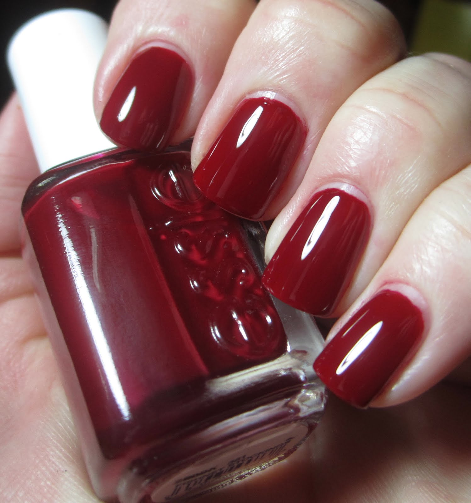 Fiver's Blog: Essie Fishnet Stockings