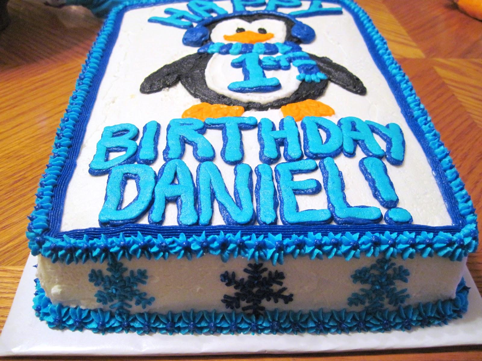 Birthday Cake Images For Daniel : Erin s Custom Cakes: February 2012