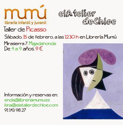 Taller de Picasso - Librería Mumú