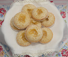 French Lemon Financiers