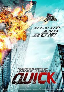Quick (2011) Hindi Dual Audio BluRay – 720p | 480p