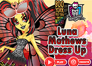 Monster High Luna Mothews