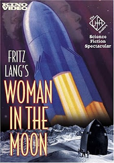 Woman in the Moon DVD cover and Amazon link