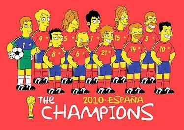The champions 2010-ESPAÑA