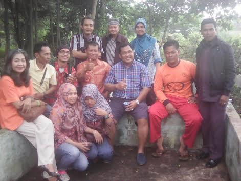 Ketua Umum Asosiasi UMKM Indonesia (AKUMINDO) Rangkul Petani Tangsel