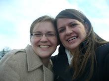 Maria and I 2012