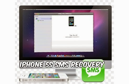 how to retrieve text messages iPhone 5S