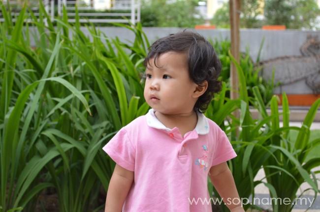 Cabaran photo shoot gambar bayi