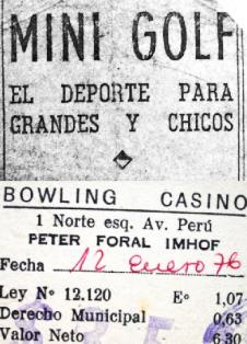 LO QUE SE FUE... EL IMPACTO TURISTICO EN VIÑA DEL MAR 1967 - 1976