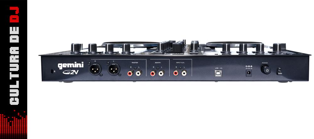 Placa de som do Gemini G2V