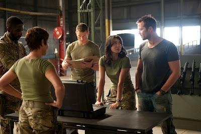 Strike Back 2nd season