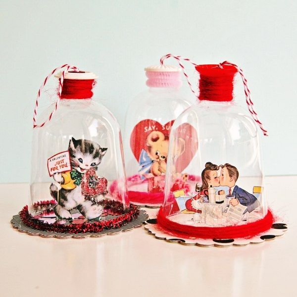 My So Called Crafty Life Valentines Bell Jars-Valentines Round Up- From My Front Porch To Yours