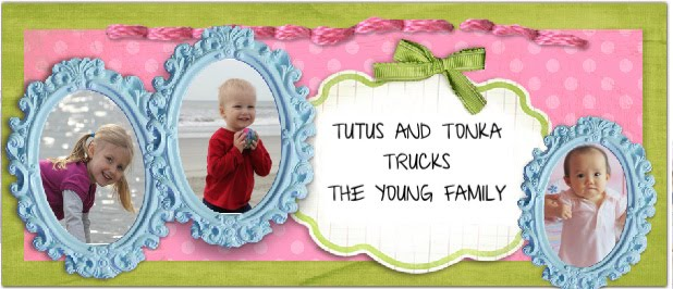 Tutus and Tonka Trucks