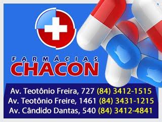 FARMÁCIAS CHACON