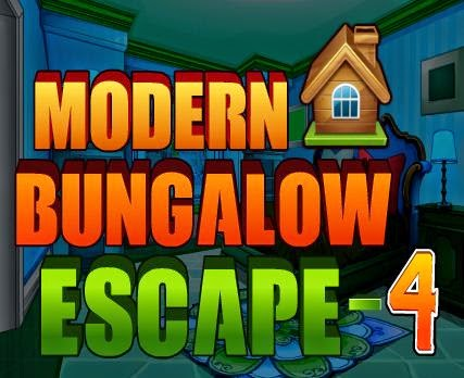 EnaGames Modern Bungalow Escape 4 Walkthrough