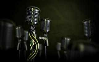 Audio Jungle Microphone HD wallpapers