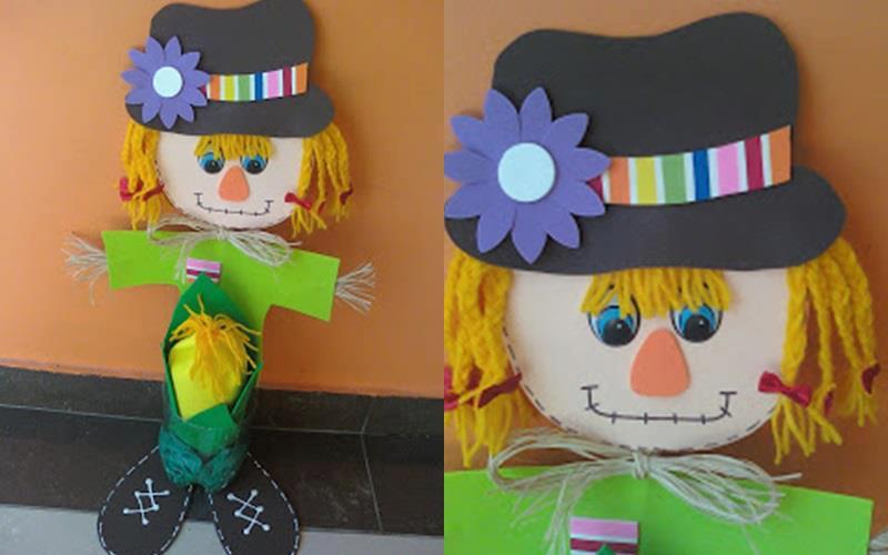 decoracao de sala festa junina educacao infantil:Ensinando com Carinho: Ornamentação pra festa junina
