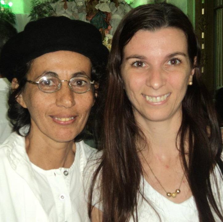 Celeste Martinez e Lorena Trocoli