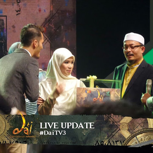 Dai Hamidah Ab Razak - Juara Dai Musim 3