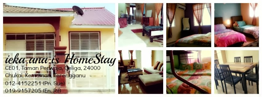 ieka.ana.is HomeStay (Reg. No: CA0212102-D)