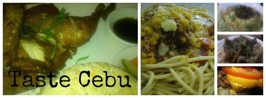 Taste Cebu