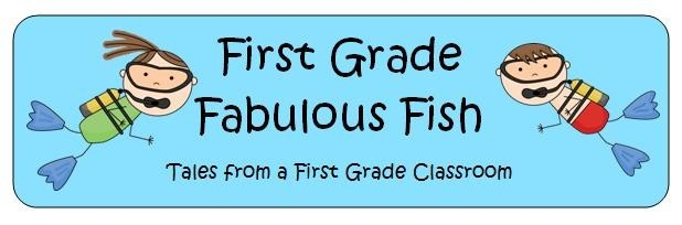 First Grade Fabulous Fish